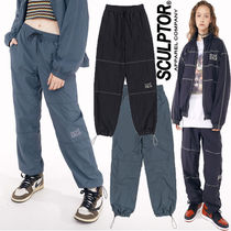 ★SCULPTOR★日本未入荷 パンツ Triple Stitched Jogger Pants