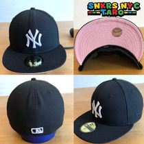 New Era 59Fifty New York Yankees / Black / Pink Undervisor