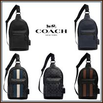 COACH☆West Pack☆クロスボディーバッグ☆送料込