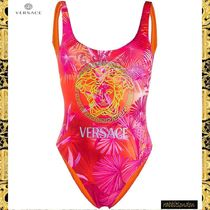 VERSACE★プリント ワンピース水着