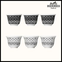 ☆☆MUST HAVE☆Hermes☆日本未入荷☆set of 6 cups☆