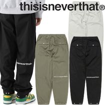 ★thisisneverthat★SP Field Pant 3色