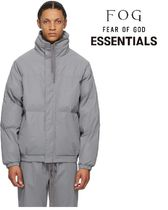 FOD Essentials Grey Reflective Puffer Jacket 国内発送 正規品