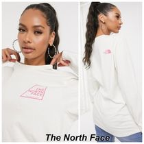 North Face Recover 長袖Tシャツ ホワイト