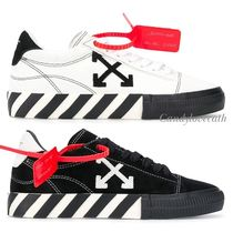 OFF-WHITE LOW VULCANIZED スニーカー
