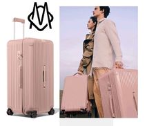 Rimowa ◇ 【限定カラー】Essential Trunk Plus Desert Rose