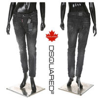 DSQUARED2(ディースクエアード) Cool girl Black washed Jeans