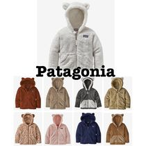 Patagonia* Baby Furry Friends Hoody ベビー クマ耳 出産祝