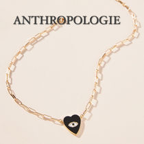 Anthropologie(アンソロポロジー) ネックレス・ペンダント Anthropologie BaubleBar Black Heart Necklace ネックレス