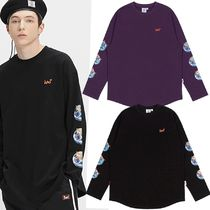 ★BADINBAD★ BAD PLANET LONG SLEEVE 2色