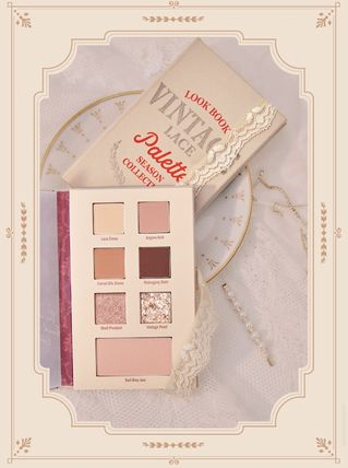 eSpoir アイメイク [Espoir]2020秋新作☆Look Book Palette Vintage Lace