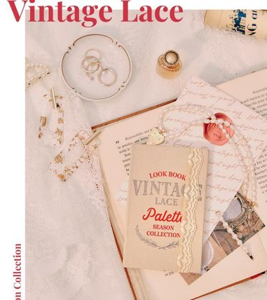 eSpoir アイメイク [Espoir]2020秋新作☆Look Book Palette Vintage Lace(2)