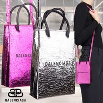 VIP SALE◆BALENCIAGA◆Shopping phone holder