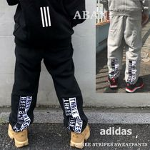 国内発送★adidas★THREE STRIPES LINE LOGO SWEATPANTS☆MEN'S