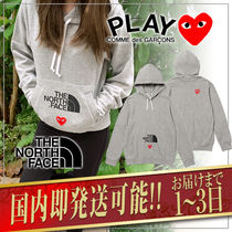 【THE NORTH FACE】COMME des GARCONS LADY'S コラボフーディ