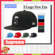 【20AW/FW】 SUPREME Icy S Logo New Era