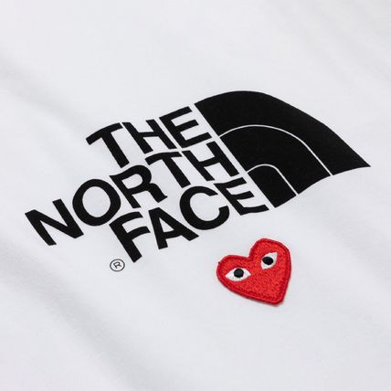 COMME des GARCONS Tシャツ・カットソー 【COMME des GARCONS】THE NORTH FACE LADY'S コラボカットソー(4)