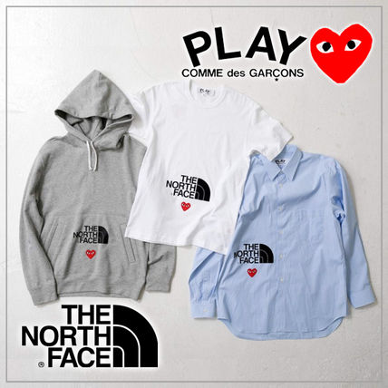 COMME des GARCONS Tシャツ・カットソー 【COMME des GARCONS】THE NORTH FACE LADY'S コラボカットソー(8)