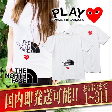 COMME des GARCONS Tシャツ・カットソー 【COMME des GARCONS】THE NORTH FACE LADY'S コラボカットソー