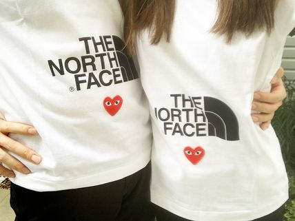 COMME des GARCONS Tシャツ・カットソー 【COMME des GARCONS】THE NORTH FACE LADY'S コラボカットソー(9)