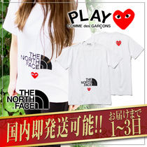 【THE NORTH FACE】COMME des GARCONS LADY'S コラボカットソー