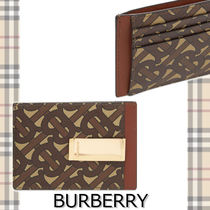 ★BURBERRY★CHASE MONOGRAM CARD HOLDER おしゃれで機能的♪