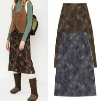 ★citybreeze★CITY LIKE DENIM LONG SKIRT 2色