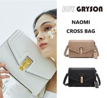 【Joy Gryson】NAOMI CROSS BAG 3Color