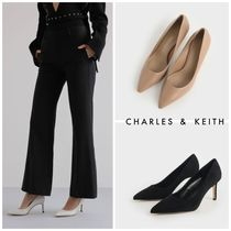 Charles&Keith★Pointed Toe Pumps★パンプス