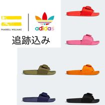 adidas PHARRELL WILLIAMS BOOST SLIDES 新色展開 完売 追跡込