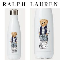【Ralph Lauren】●ポロベア●Varsity Polo Bear Water Bottle