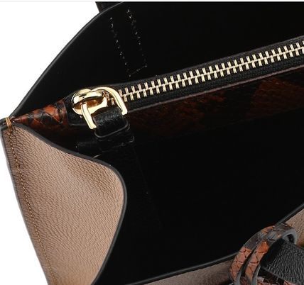 """MARC JACOBS ショルダーバッグ・ポシェット MARC JACOBS """"Mini Grind"""" パイソン カラーブロック 2WAYバッグ(11)"""