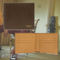 GIVENCHY☆EROS LEATHER BILLFOLD WALLET 二つ折り財布
