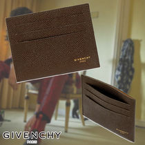 GIVENCHY☆EROS LEATHER CARD HOLDER カードホルダー