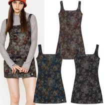 ★citybreeze★ CITY DEEP FLOWER SLEEVELESS DRESS 3色