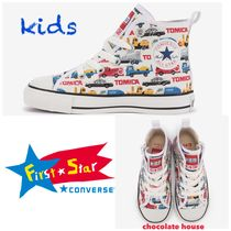 CONVERSE(コンバース) キッズスニーカー 新作 キッズ【CONVERSE】CHILD ALL STAR N TOMICA PT Z HI WHITE