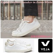 大人気!追跡あり☆VEJA☆Esplar Leather Sneaker Extra White