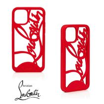∞∞ Christian Louboutin ∞∞ Logo  iPhone Case 11Pro☆