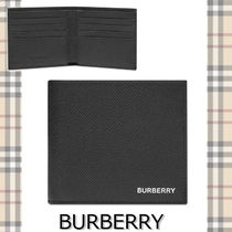 ★BURBERRY★BILLFOLD WALLET シンプルお洒落♪