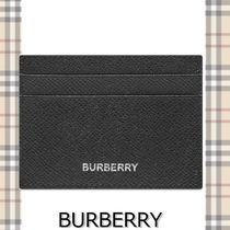 ★BURBERRY★SANDON CARD HOLDER 高級感あふれる♪