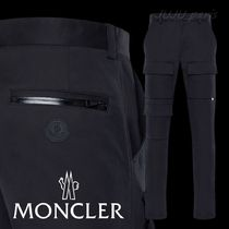Moncler★2020AW★ロゴワッペン付カーゴパンツ★関税送料込