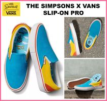 男女OK!! コラボ! ☆Vans☆ THE SIMPSONS X VANS SLIP-ON PRO