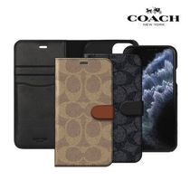 [COACH] ★人気★ Iphone 11/PRO/PRO MAX FOLIO CASE