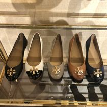 日本未発売!【Tory Burch】EVERLY CAP TOE BALLET