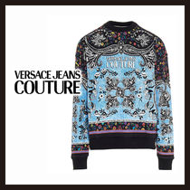 【Versace Jeans Couture】プリント スウェット バロック