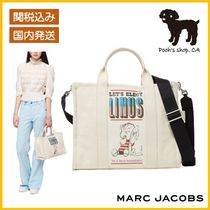 【MARC JACOBS】THE SMALL TRAVELER TOTE BAGコラボ◆国内発送◆
