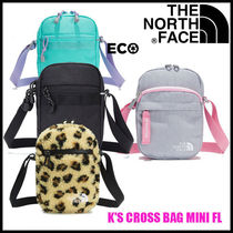 【THE NORTH FACE 】 ★新作★ K'S CROSS BAG MINI FL