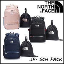 【THE NORTH FACE 】 ★新作★ JR. SCH PACK