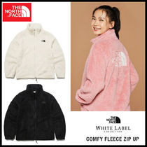 THE NORTH FACE_20AW COMFY FLEECE ZIP UP_NJ4FL58