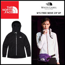 THE NORTH FACE★20-21AW W'S FREE MOVE ZIP UP_NJ5JL81